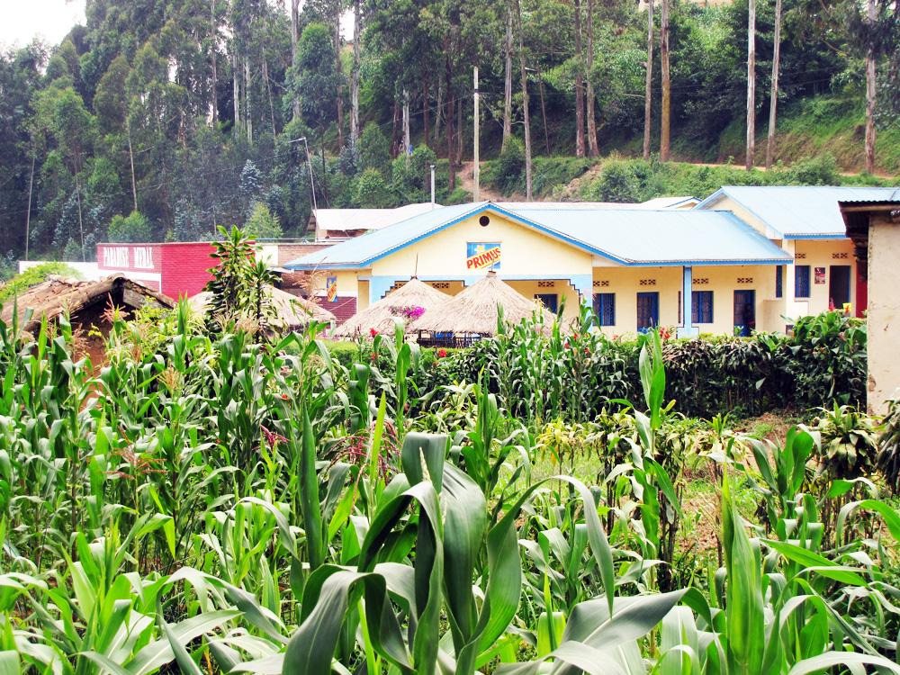 Rwanda-Schule